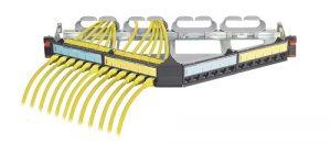Class EA - cat 6A cables & components